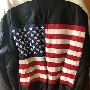 Vintage leather 🇺🇸 jacket